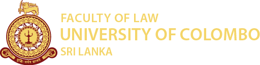 Research Papers (Law) presented at ASARS, University of Peradeniya – 2018 | Faculty of Law