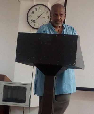 Guest Lecture by Mr. Rohan Edirisinghe