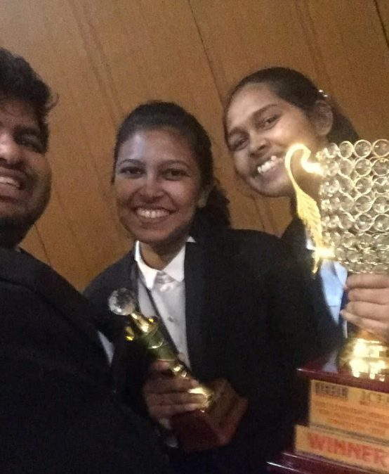 Shri N J Yasaswy Memorial Asia Pacific Moot Court competition 2018