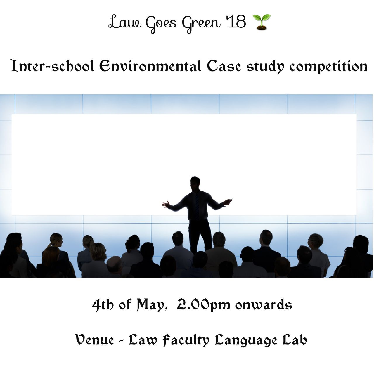 Inter-School Case Study Competition