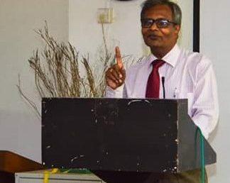 Farewell to Mr N.Selvakkumaran