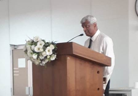 Guest Lecture on Law Relating to State Lands and Land Acquisition in Sri Lanka