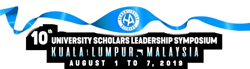 Invitation – 10th University Scholars Leadership Symposium