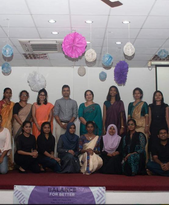 Balance for Better:  Towards a Gender Balanced World  – Celebrating International Women's Day 2019