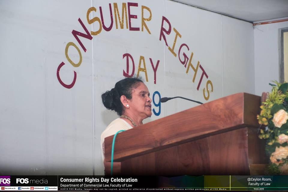 Consumer Rights Day 2019 | Faculty of Law
