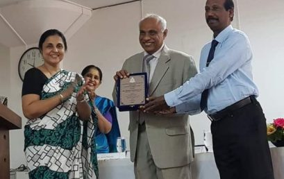 Inauguration Ceremony of  Advanced Certificate Courses  – 2019