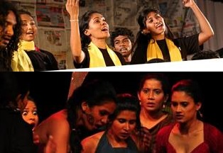 Short drama workshops and the competition