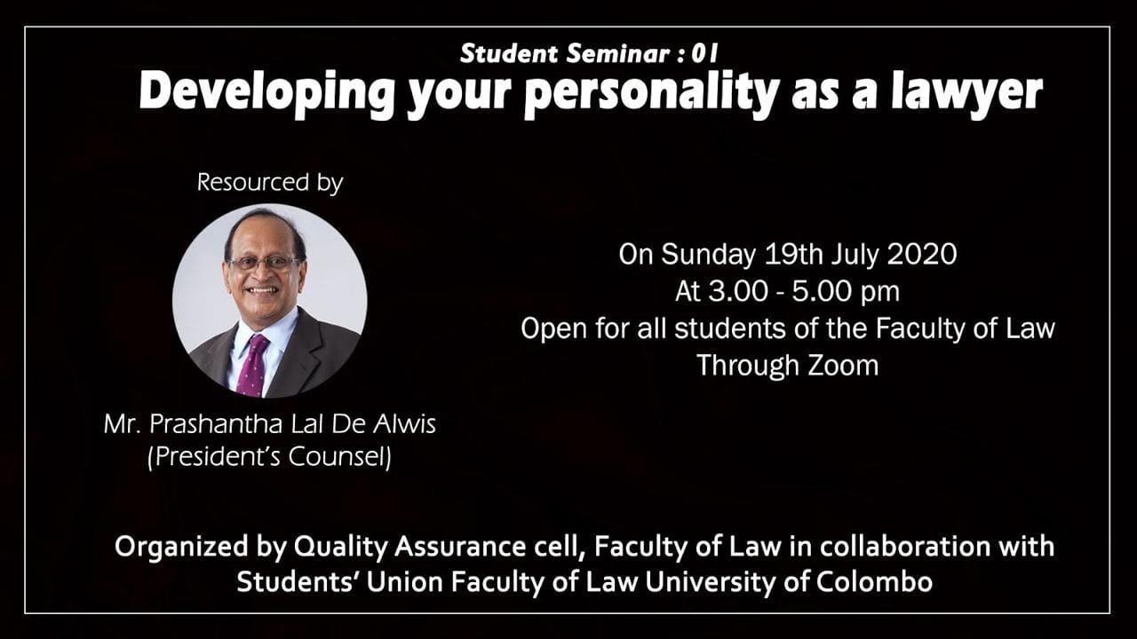 Student Seminar