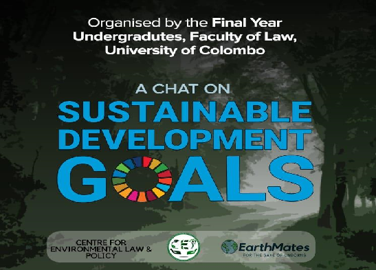 The 'Chat on Sustainable Development Goals'