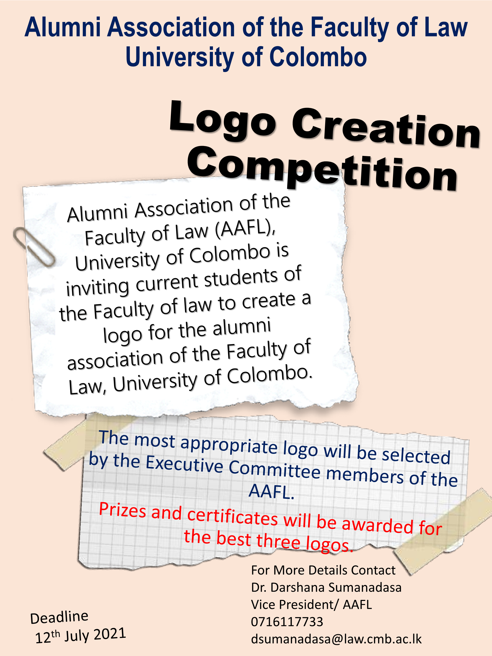 Logo Creation Competition